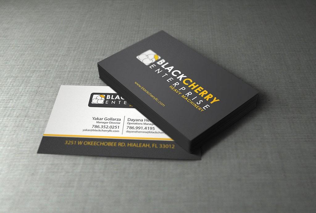 Matt Business Cards | Printing New York
