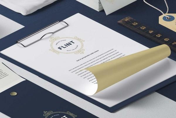 Linen Letterheads | Printing New York