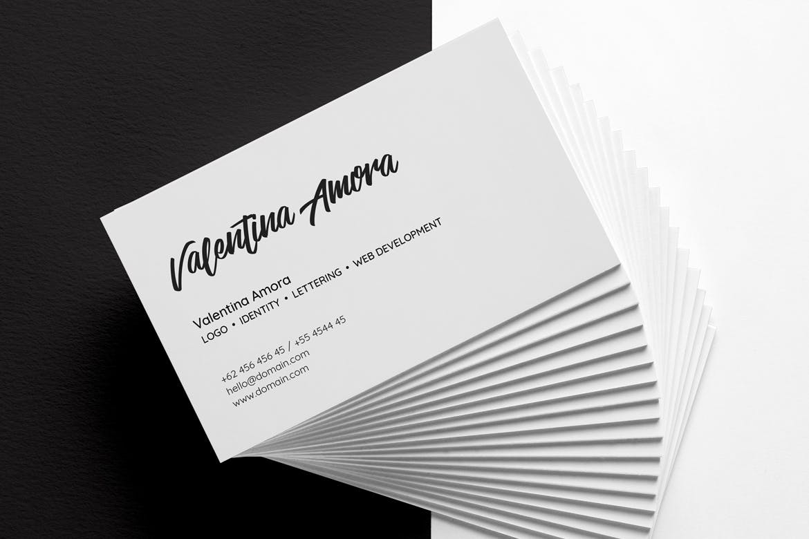 Supercharging Your Business Cards