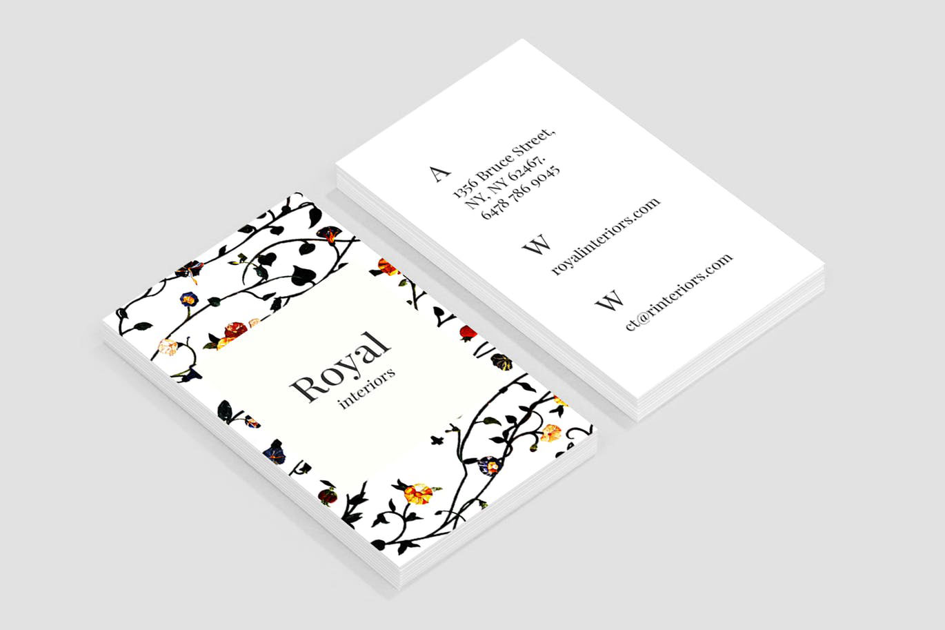 Real Estate Business Cards | Printing New York