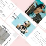 Fashion week postcard   Printing New York