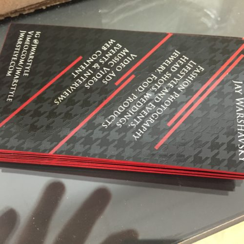 Business Cards   Projects Printed by Printing New York