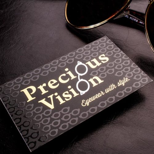 Precious Vision   Projects Printed by Printing New York