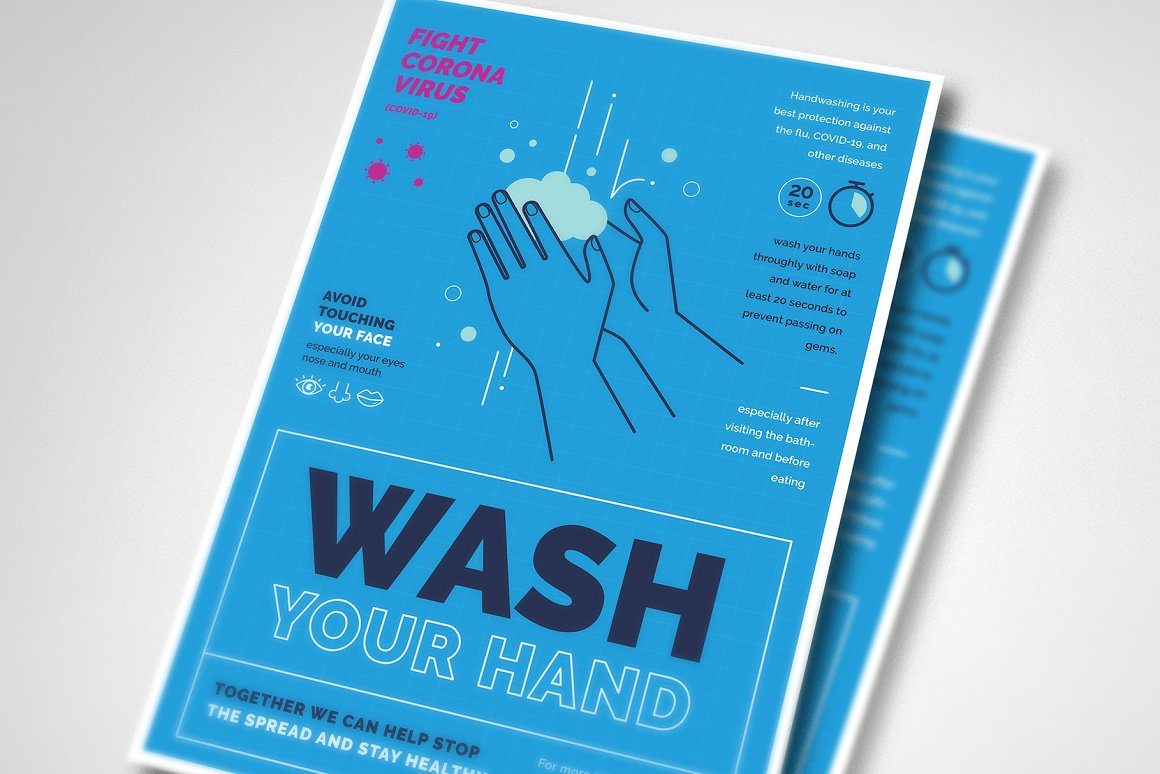 Safety & Hygiene Posters