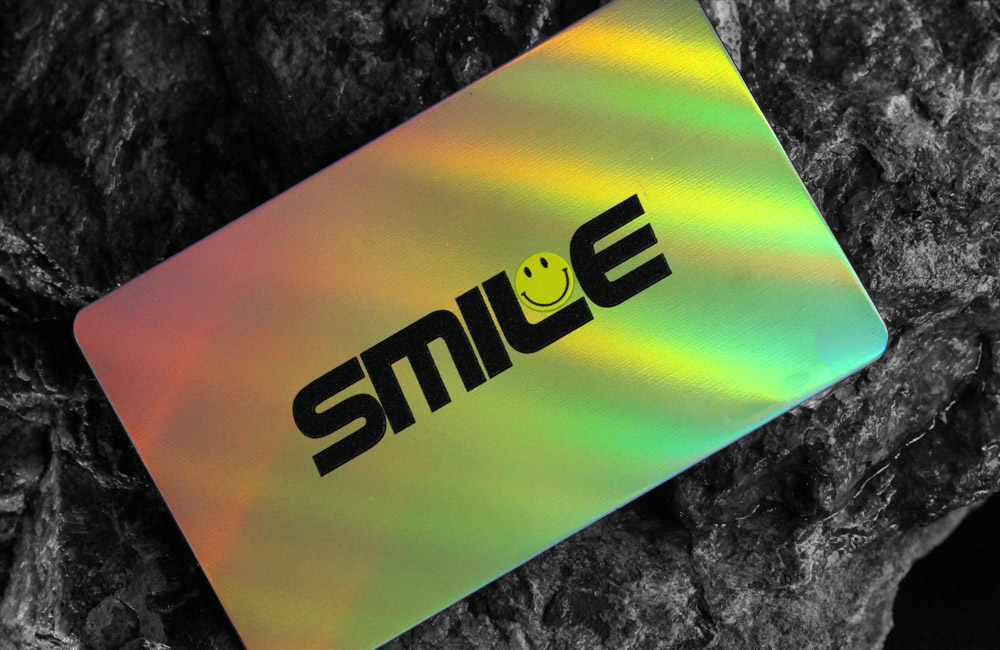 Holographic / Metallic Foil Cards